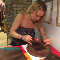 Mammon Handcrafted Leather workshop