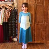 A happy princess!