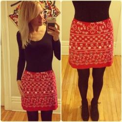 Skirt- colder season look