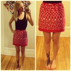 Skirt- summer look