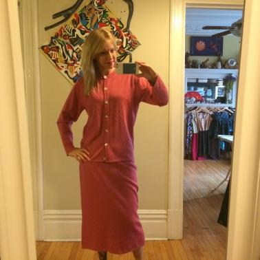 Before (skirt less pinned)