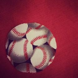 Baseball snowballs.