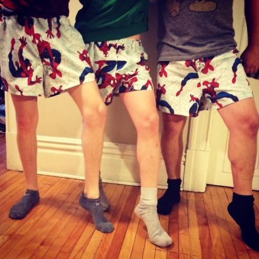 Super legs!
