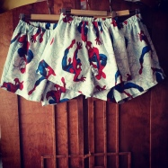 Super Spidey Shorts
