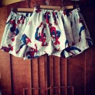 Super Spidey Shorts