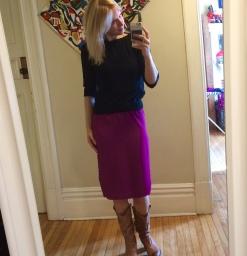 After- skirt