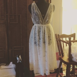 Wedding Dress #1 (first version)