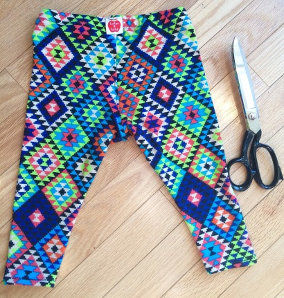 Kaleidoscope leggings- a big hit!!